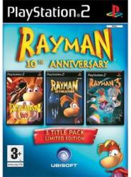 Ubisoft Rayman 10th Anniversary Collection (PS2)