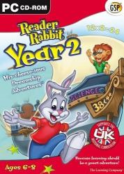 The Learning Company Reader Rabbit Year 2 (PC)