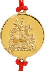 Macoins Gold Златна гривна Свети Георги