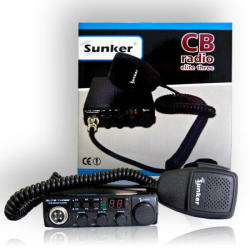 Sunker Elite Three Statie radio