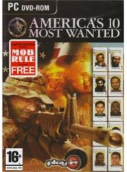 PlayIt America's 10 Most Wanted (PC)