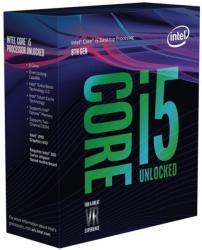 Intel Core i5-8600K Hexa-Core 3.6GHz LGA1151