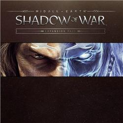 Warner Bros. Interactive Middle-Earth Shadow of War Expansion Pass (PS4)