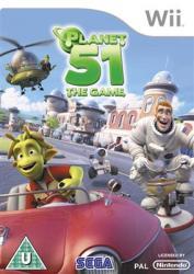 SEGA Planet 51 (Wii)