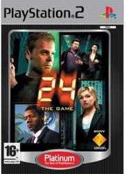2K Games 24 The Game [Platinum] (PS2)