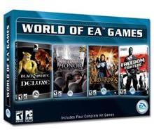 Electronic Arts World of EA Games (PC)