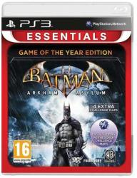 Eidos Batman Arkham Asylum [Game of the Year Edition] (PS3)