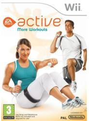 Electronic Arts EA Sports Active More Workouts (Wii)