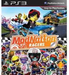 Sony ModNation Racers (PS3)