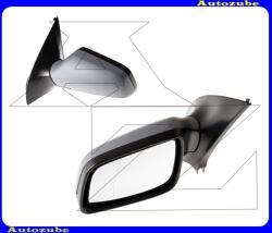 OPEL ASTRA G 1997.09-2009.08 /T98/ Visszapillantó tükör bal, elektromos, fűthető-aszférikus tükörlappal, fényezhető borítással MOP171-L