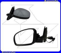 Skoda FABIA 2 2010.04-2014.12 /5J/ Visszapillantó tükör bal, manuális, aszférikus tükörlappal, fényezhető borítással MSK104-L