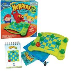 ThinkFun Hoppers Junior békaugartó játék