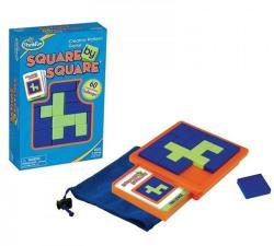 ThinkFun Square by Square kreatív mintakirakó játék