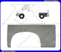 PEUGEOT BOXER 2 2002.01-2006.06 /244/ Hátsó sárvédő alsó rész, bal (rövid kivitel) KLOKKERHOLM 2092531