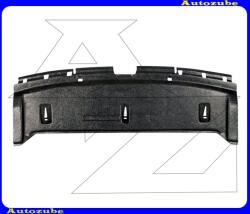 PEUGEOT 307 2005.06-2007.08 Alsó motorvédő burkolat, lökhárító alatti rész (műanyag) 312020