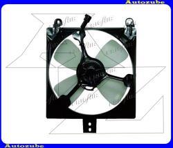 """SUZUKI SWIFT 2-3 1996.09-2005.01 Hűtőventilátor komplett """"1.0, 1.3, 1.6"""" 2001. -ig. D=310 0514.1001"""