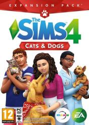 Electronic Arts The Sims 4 Cats & Dogs DLC (PC)