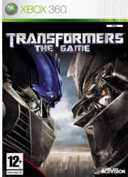 Activision Transformers The Game (Xbox 360)