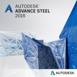 Autodesk Advance Steel 2018 Commercial, 1 an, 1 user, SPZD (959J1-WW7694-T202)