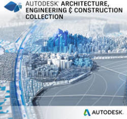 Autodesk Architecture, Engineering & Construction Collection IC Commercial, 1 an, 1 user, SPZD (02HI1-WW9286-T368)