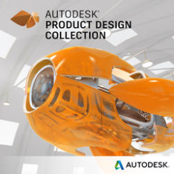 Autodesk Product Design & Manufacturing Collection IC Commercial, 1 an, 1 user, SPZD (02JI1-WW9286-T368)