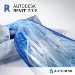 Autodesk Revit 2018 Commercial, 1 an, 1 user, SPZD (829J1-WW7694-T202)
