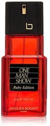 Jacques Bogart One Man Show Ruby Edition EDT 100ml Tester