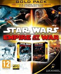 LucasArts Star Wars Empire at War [Gold Pack] (PC)