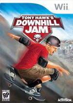 Activision Tony Hawk's Downhill Jam (Nintendo Wii)