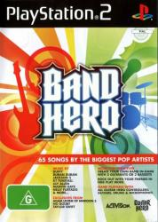 Activision Band Hero (PS2)