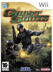 SEGA Ghost Squad (Wii)