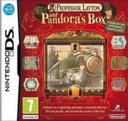 Nintendo Professor Layton and Pandora's Box (Nintendo DS)