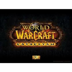 Blizzard World of Warcraft Cataclysm (PC)