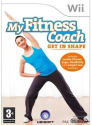 Ubisoft My Fitness Coach Get in Shape (Wii)