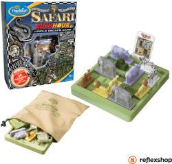 ThinkFun Rush Hour Safari - csúcsforgalom a dzsungelben
