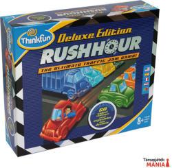 ThinkFun Rush Hour Deluxe - a csúcsforgalom csúcsváltozata