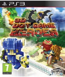 SouthPeak 3D Dot Game Heroes (PS3)