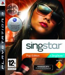 Sony SingStar Pop Edition Vol. 4 (PS3)