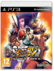 Capcom Super Street Fighter IV (PS3)