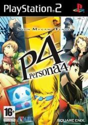 Atlus P4 Persona 4 (PS2)