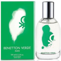 Benetton Verde EDT 100ml