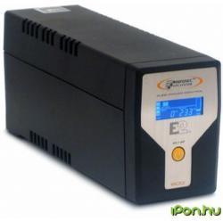 INFOSEC E2 LCD 600VA
