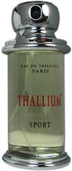 Parfums Jacques Evard Thallium Sport EDT 100ml
