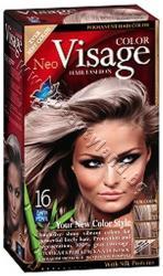 Боя за коса Visage Fashion Permanent Hair Color, 16 Dark Pearl, p/n VI-206016 - Трайна крем-боя за коса, тъмна перла (VI-206016)