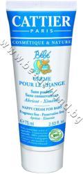Cattier Крем Cattier Creme Pour Le Change, p/n CA-0915038 - Хипоалергичен крем против подсичане (CA-0915038)