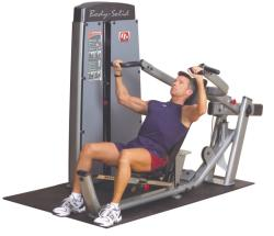 Body-Solid Pro-Dual Multi Press DPRS SF