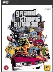 Rockstar Games Grand Theft Auto III (PC)