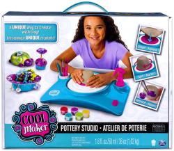 Spin Master Cool Maker - Pottery Studio - Kerámiakészítő készlet (6027865)