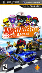 Sony ModNation Racers (PSP)