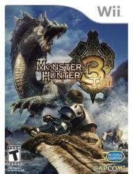 Capcom Monster Hunter 3 (Wii)